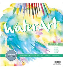 WaterArt Aquarelpapier