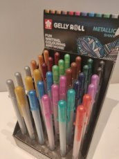 Sakura Gelly Roll Metallic Shiny