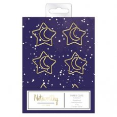 Noteworthy Constellations Star Paperclips (6pcs)