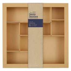Papermania Bare Basics Shadow Box 12x12 Inch